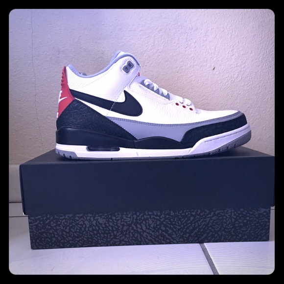 competitive price a0a72 74c79 Air Jordan Retro 3 Tinker Hatfield. Size 12 NWT